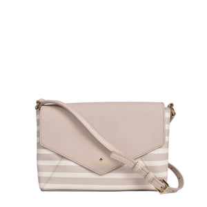 Kate Spade Cream Large Monday Crossbody Bag