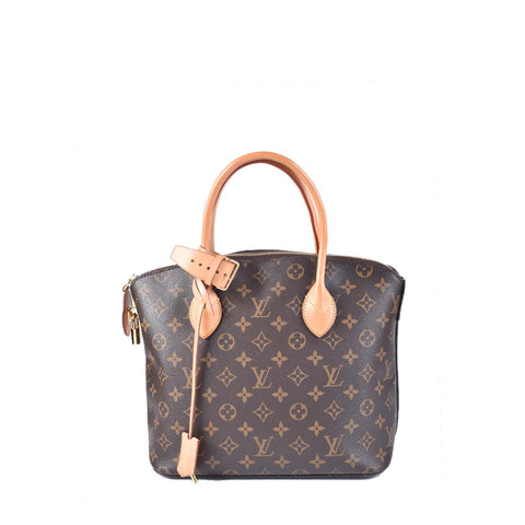 Louis Vuitton Monogram Canvas Lockit PM Bag