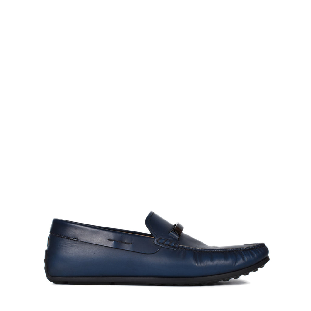Tod's Men Loafer in Dark Blue