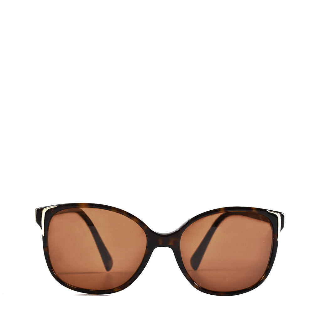 Prada Sunglasses SPR 01O in Black