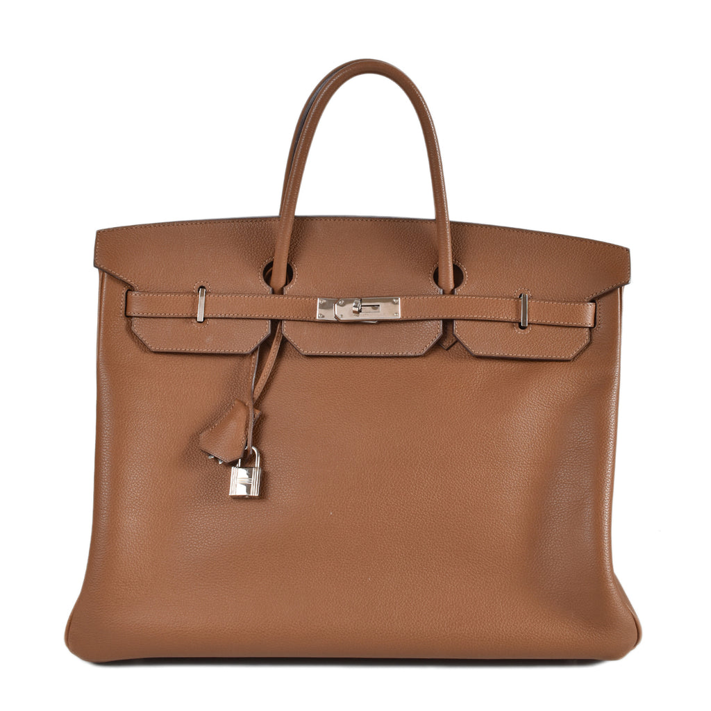 Hermes Birkin 40 Brown PHW