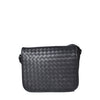 Bottega Veneta Woven Leather S Crossbody Bag (Pig Skin Interior)