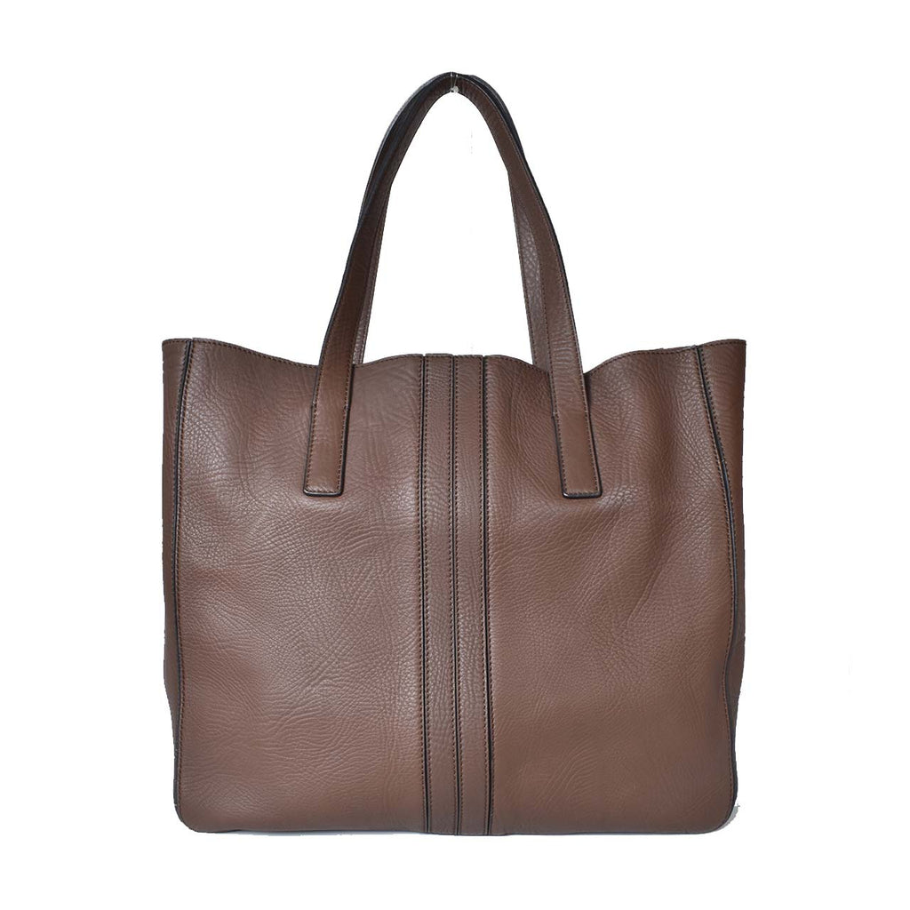 Tod's Race Shopping Grande Tote in Brown