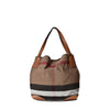 Burberry Canvas Check Medium Maidstone Tote