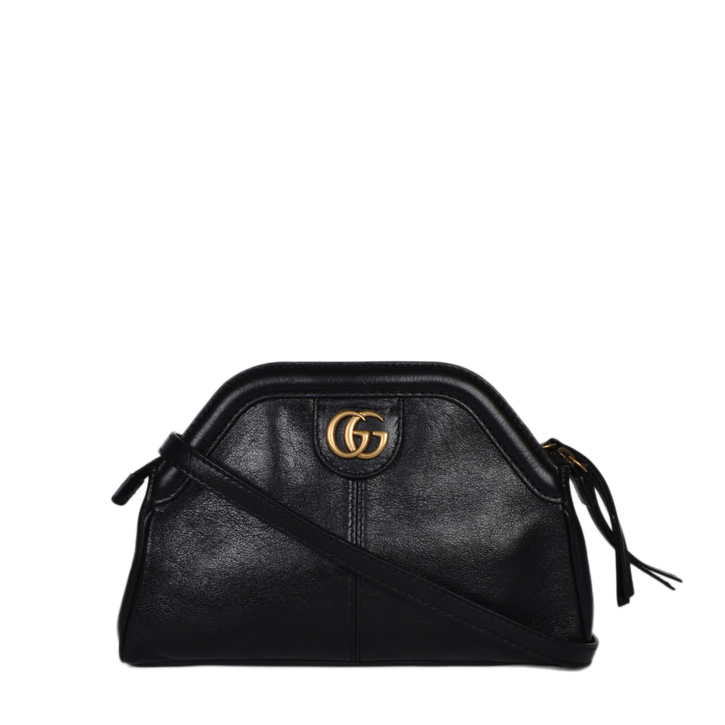 Gucci Black Leather Re(Belle) Small Shoulder Bag (2018)