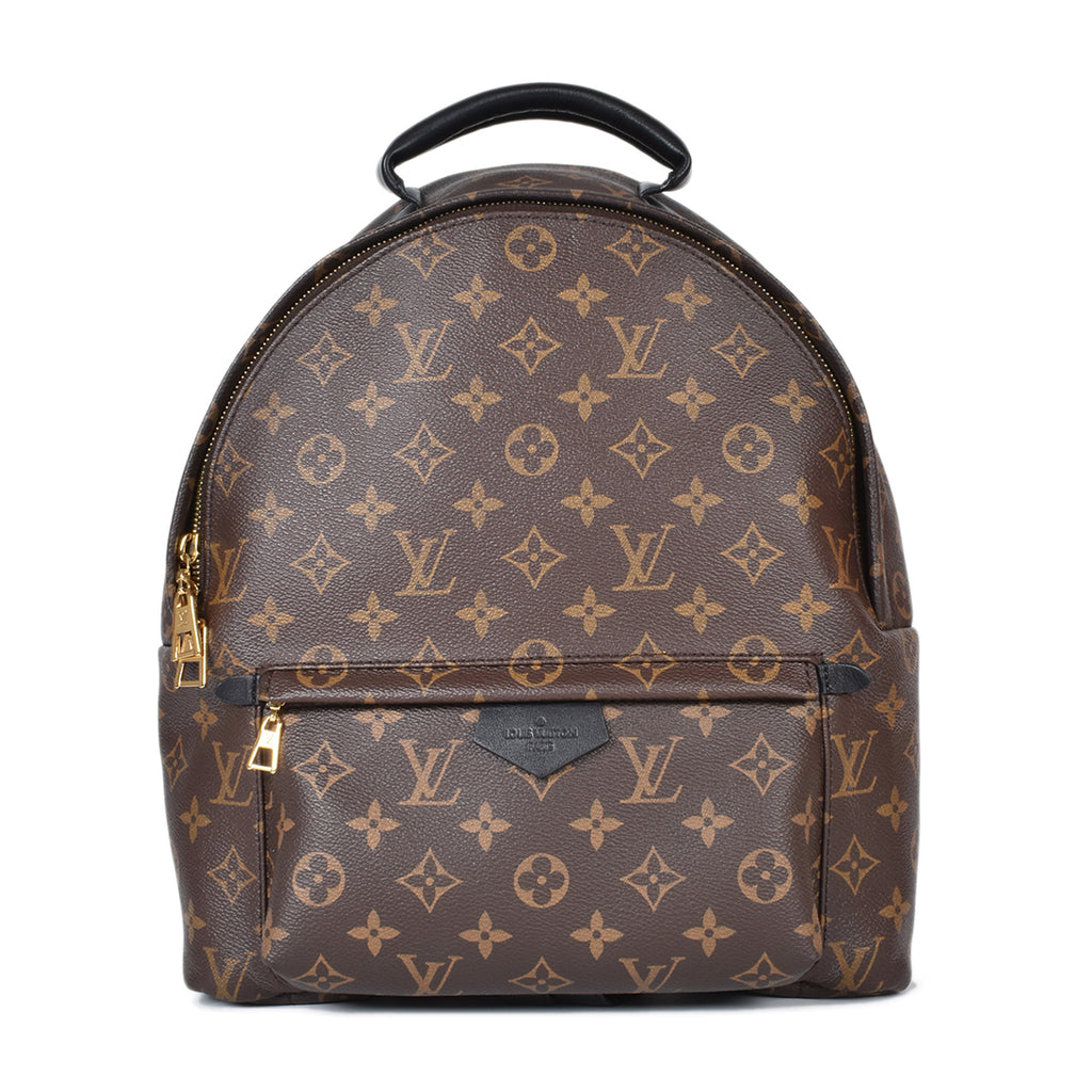 Louis Vuitton Palm Springs MM Monogram Canvas