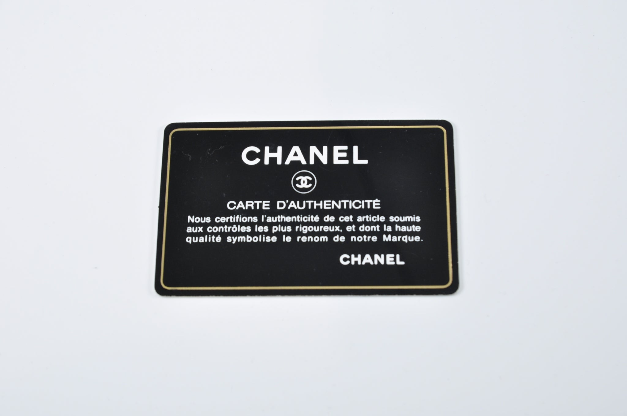 Chanel GST Black Caviar GHW. Auth 18437268 - Glampot