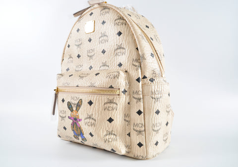 MCM Small Rabbit Backpack