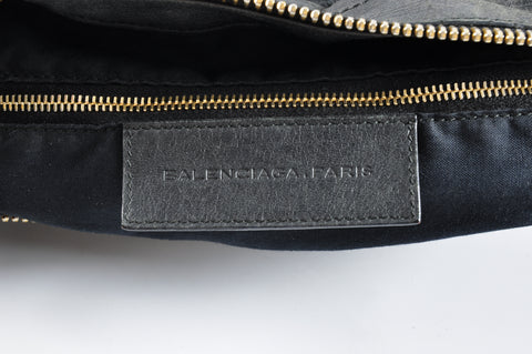 Balenciaga Giant Work 173080 1000 502752 in Black - Glampot
