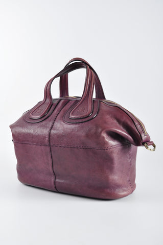 2c91189661 Givenchy Medium Lambskin Nightingale Plum MA0143 – Glampot
