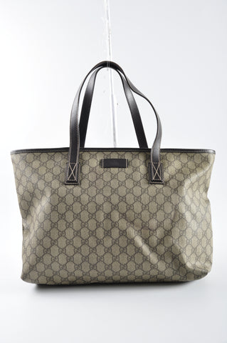 Gucci 211137 212792 GG Plus Tote Brown