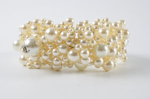 Chanel Chunky Pearl Choker - Fine Jewellery Collection A64268Y09449 Z3527 - Glampot