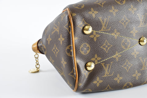Louis Vuitton Monogram Canvas Tivoli PM Bag AR0058