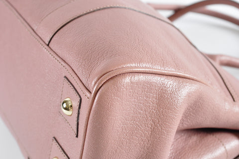 bbc3d694e56 Mulberry Bayswater Glossy Goat in Dark Blush – Glampot