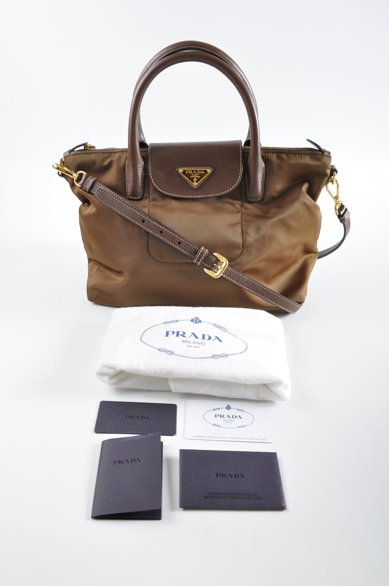 52e2906ddded ... ireland prada tessuto saffiano tote shopping bn2106 corinto nylon and  leather 234a5 7a913