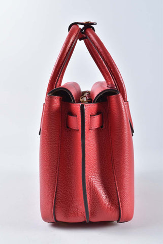 MCM Milla Tote Small Red