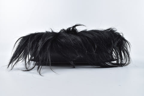 Phillip Lim Small East West Depeche Clutch in Black