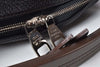 Louis Vuitton Black Monogram Mahina Leather Selene PM Bag