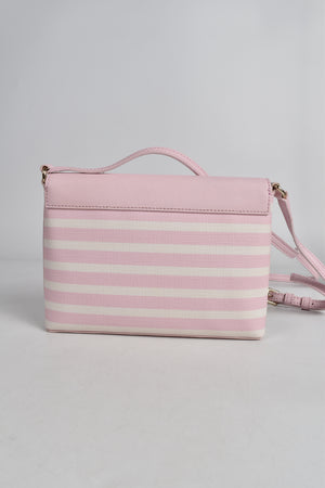 Kate Spade Pink Large Monday Crossbody Bag