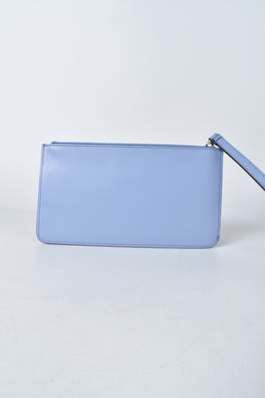 Fendi Blue Rainbow Collection Calfskin Wristlet