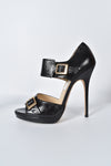 Jimmy Choo Black Patent High Heels
