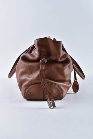 Tod's Brown Leather Tote