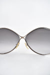 Louis Vuitton Silvertone Metal Frame Laurel Sunglasses Z0411U