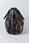 Miu Miu Nappa Patch Leather Large Hobo Bag