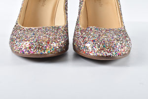 Kate Spade New York Dani Too Multicolour Glitter Pumps