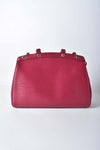 Louis Vuitton Red Electric Epi Leather Brea MM Bag