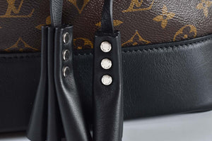 Louis Vuitton Black Monogram Idole NN 14 GM Bag