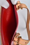 Louis Vuitton Pomme D'Amour Monogram Vernis Rosewood Bag