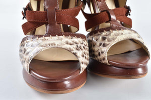 Alexandre Birman Brown Heels