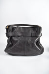 Burberry Buffalo Lambeth Hobo in Brown LTPELFI021PRAP