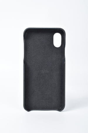 Louis Vuitton M67806 Iphone XS Bumper Monogram Eclipse Canvas Noir