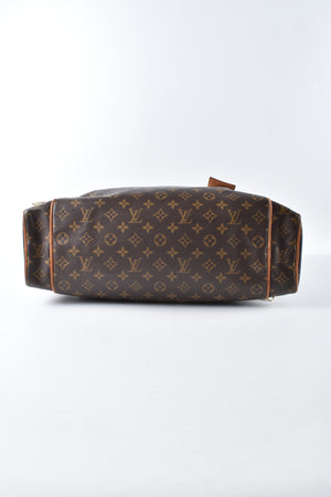 Louis Vuitton Monogram Canvas Sac Squash Bag