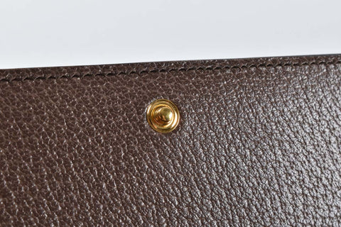 Gucci Ophidia GG Continental Wallet