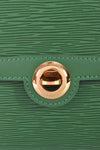 Louis Vuitton Arche Pochette Green Epi Leather