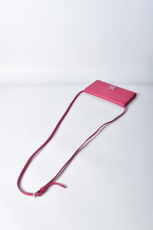 Alexander Mcqueen Small Crossbody Shocking Pink