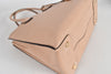 Michael Kors Oyster Mercer Large Pebbled Leather Tote