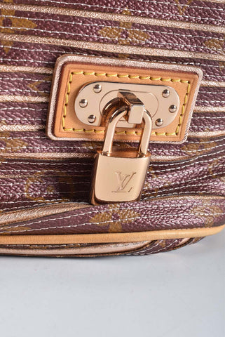 Louis Vuitton Neo Shoulder Bag Limited Edition Monogram Eden AR0170