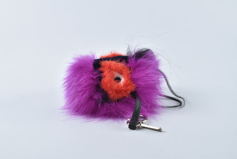 Fendi Bag Bugs Fox Fur Charm