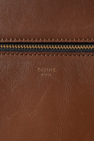 Celine Edge Medium in Camel F-PA-0418