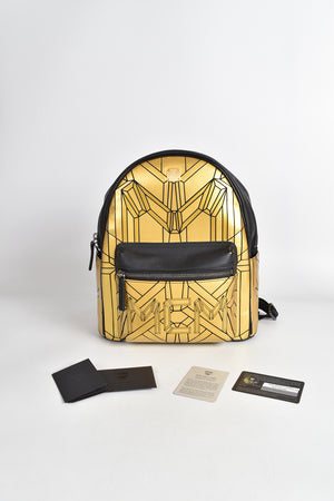 MCM Bionic Small Backpack