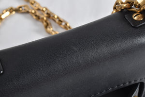 Christian Dior Crossbody J'adior Black Leather Shoulder Bag