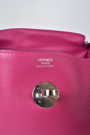 Hermes Lindy 30 Evercolor in Tosca