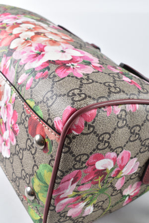 Gucci Blooms 409529 520981 Small GG Top Handle Bag