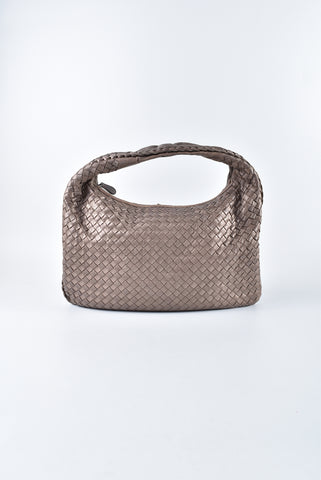 Bottega Veneta Medium Metallic Bronze Hobo 115653 V0041 2513 EPEV2009 5025 A