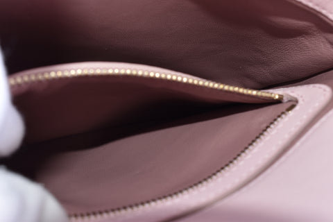 Christian Dior Large Diorling Bag in Pink