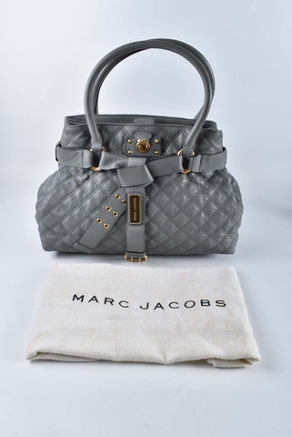 Marc Jacobs Grey Tote Bag